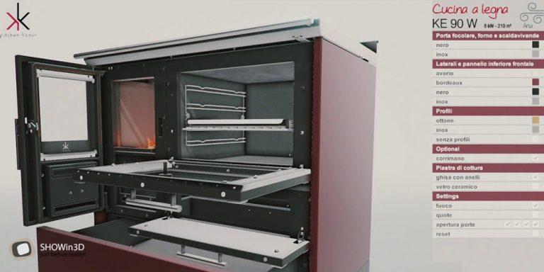 Configuratore 3d online configuratori prodotto 3d realt for Arredamento 3d online