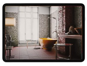 tablet_showroom_virtuale_bagno