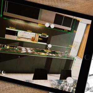 3D furniture configurator
